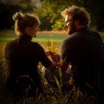 Sonnenuntergangsstimmung zu zweit - Fotografin Anja Schnell