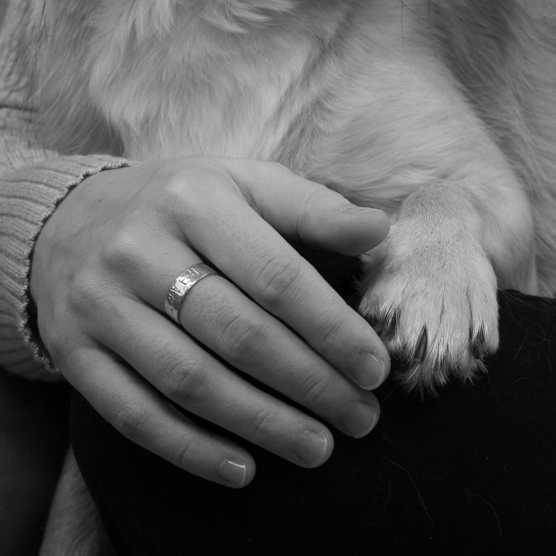 Lena Sophie Goldschmiedin Ring